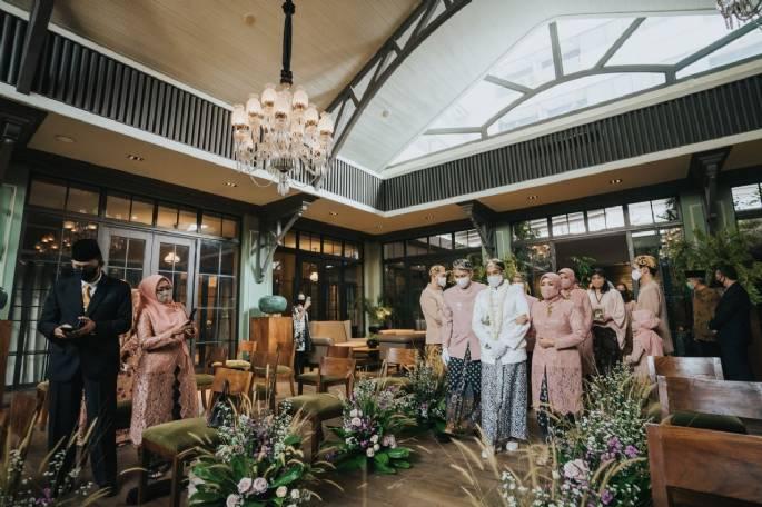 Rekomendasi 5 Restoran Unik dan Populer Untuk Intimate Wedding Di Jakarta
