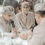 Ali Syakieb Mantap Mengucapkan Ijab Kabul di Acara Akad Nikah