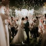 5 Pengantin Dan Wedding Venue Impian Mereka