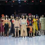 Jalinan Lungsi Pakan Membuka Rangkaian Fashion Show JFFF 2019