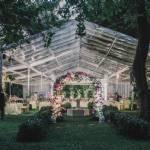 Dekorasi Cantik Untuk Pernikahan Intimate Masa Era Baru