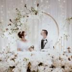 Pemerintah Longgarkan Aturan Resepsi Pernikahan PPKM Level 2 di Jawa dan Bali. Simak Aturannya.