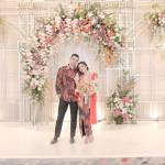 Romantisnya Prosesi Lamaran Ali Syakieb dan Margin Wieheerm