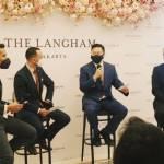 The Langham, Jakarta Bintang Hospitality Terbaru Di Jakarta Telah Dibuka