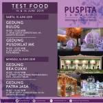 Weekly Test Food by Puspitasawargi