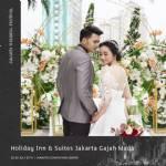 Holiday Inn & Suites Jakarta Gajah Mada @ Jakarta Mega Wedding Festival 2019