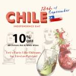 Botolwine.com Chile Independence Day Sale!!