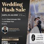 Wedding Flash Sale | Intimate Wedding Package by The VIDA Ballroom x Estare Group