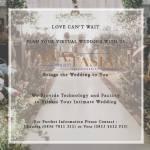 Virtual Wedding Event