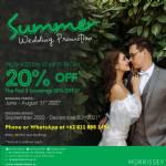 Summer Wedding Promo
