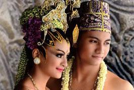Traditional wedding by e enterprise weddingku junglespirit Image collections