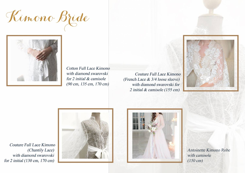 Kimono Bridal