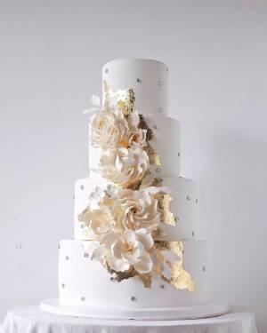 Billiechick Wedding Cake