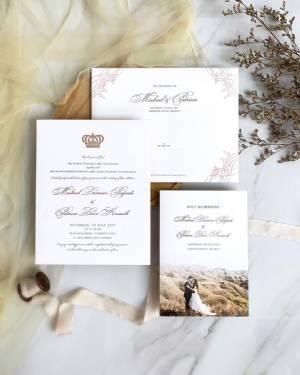 Artic Wedding Invitations
