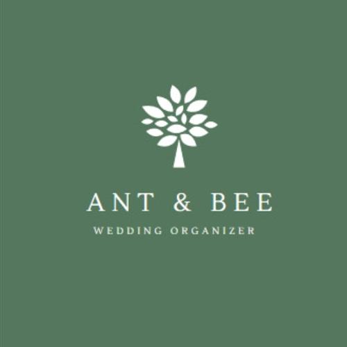 ant and bee wedding organizer