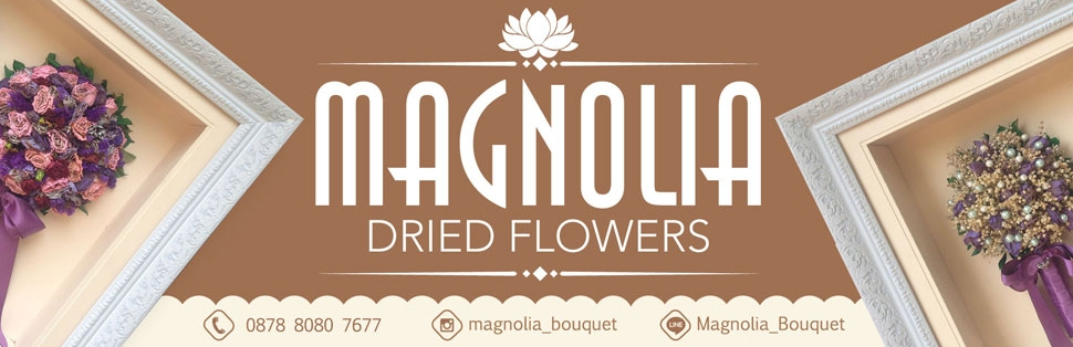 Magnolia Dried Flower