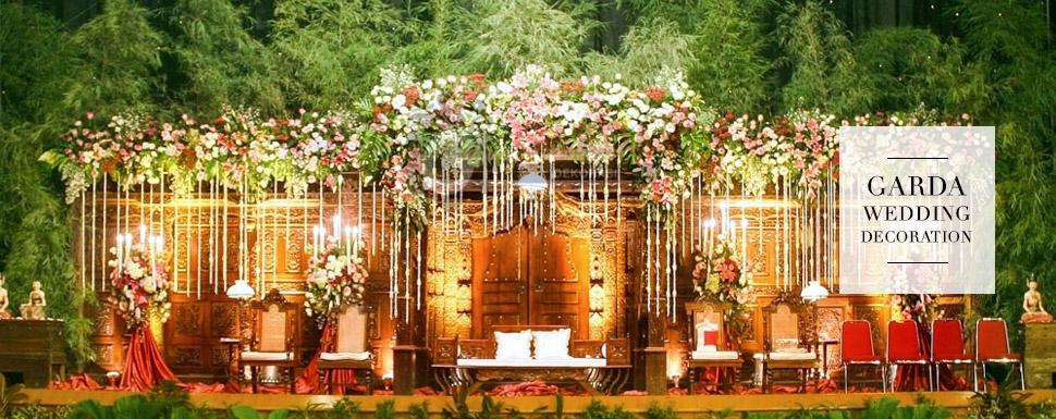 Garda Wedding Decoration