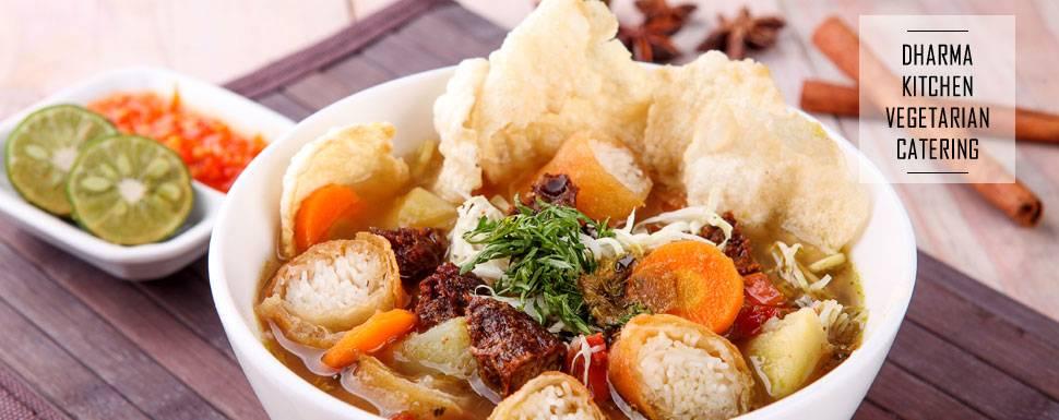 Dharma Kitchen Vegetarian Catering