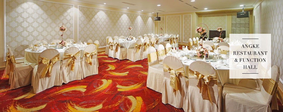 Angke Restaurant & Function Hall
