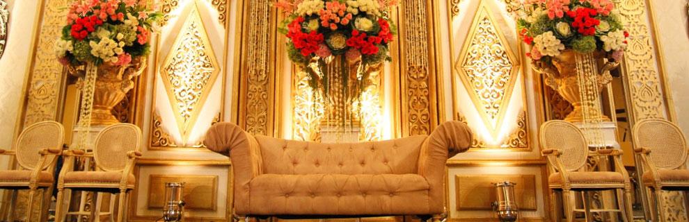 Mawar Prada Wedding Decoration