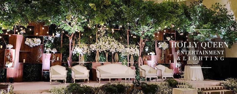 Holly Queen Entertainment and Lighting - Weddingku.com