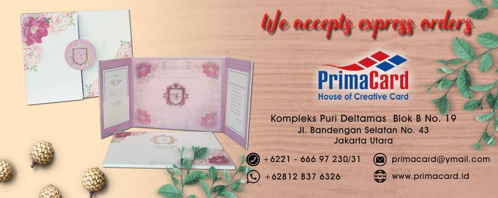 PrimaCard House Of Creative Card