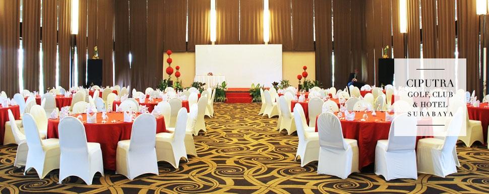 Ciputra Golf, Club & Hotel Surabaya