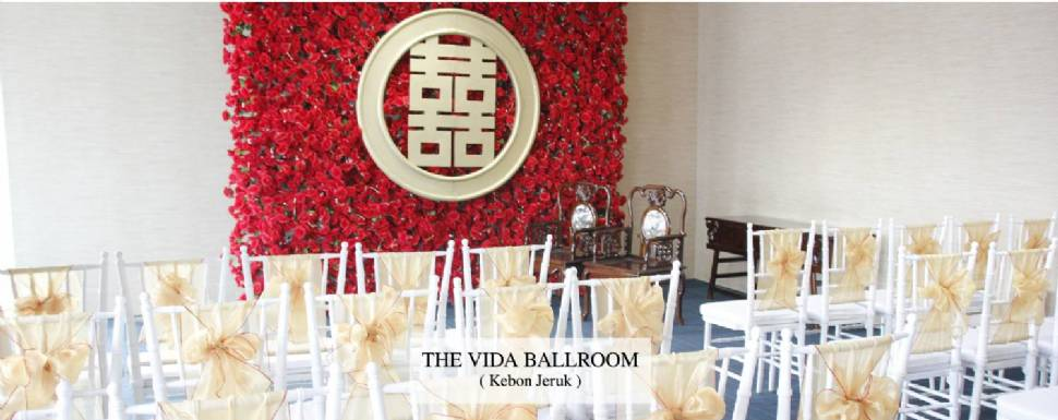 The Vida Ballroom Kebon Jeruk