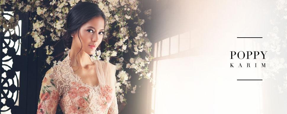 Poppy Karim Fashion Designer