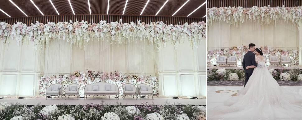 Menara Mandiri (ex.Plaza Bapindo) by IKK Wedding Indonesia