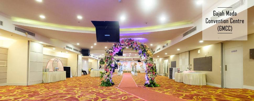 Gajah Mada Convention Centre (GMCC)