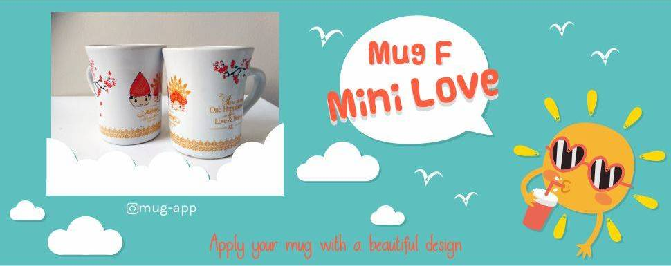 Mug-App Wedding Souvenir