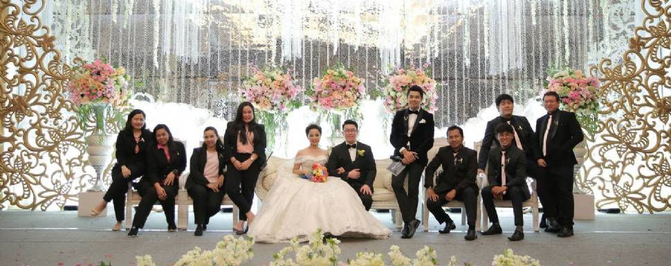 Anselle Wedding Consultant