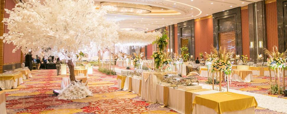 IKK Wedding (Skenoo Hall Emporium Pluit)