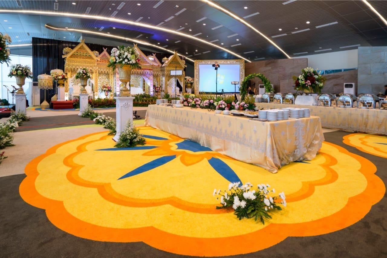 The VIP Grand Ballroom