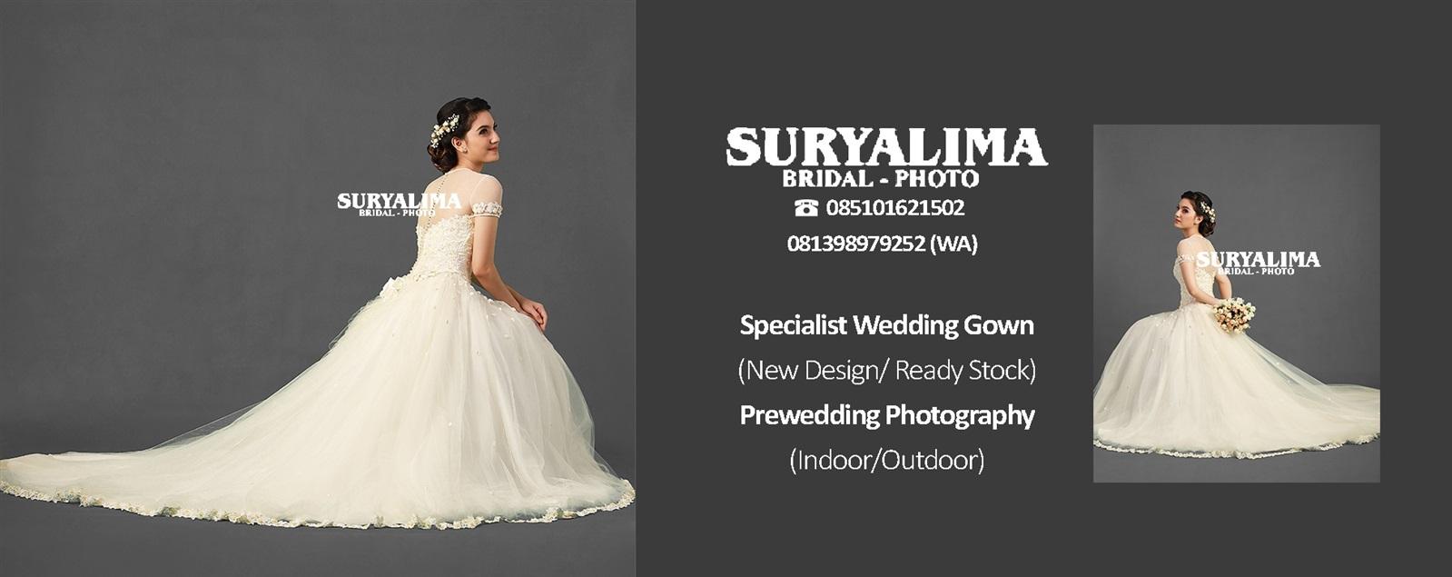 Suryalima Bridal Photo
