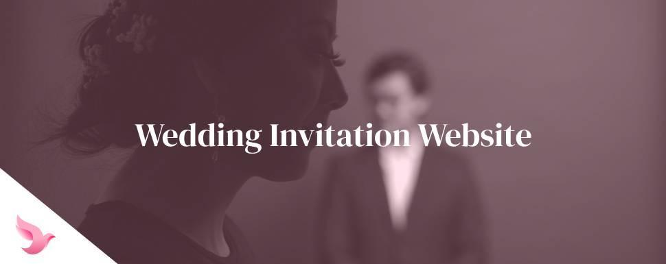 Invify Wedding Invitation Website