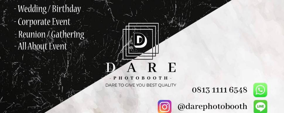 Dare Photobooth