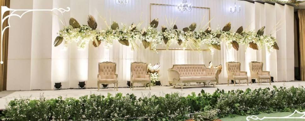 Gedung Wedding by Sky Wedding