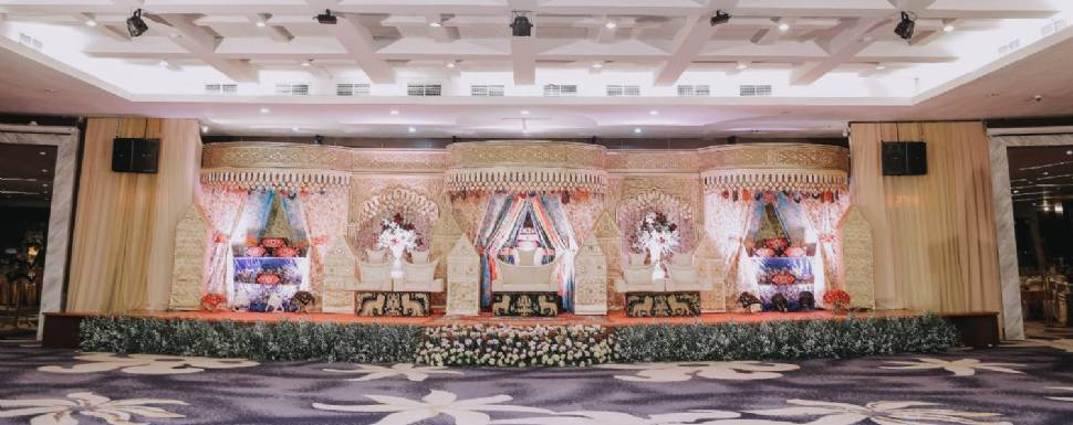 LIPI Grand Ballroom by HIS
