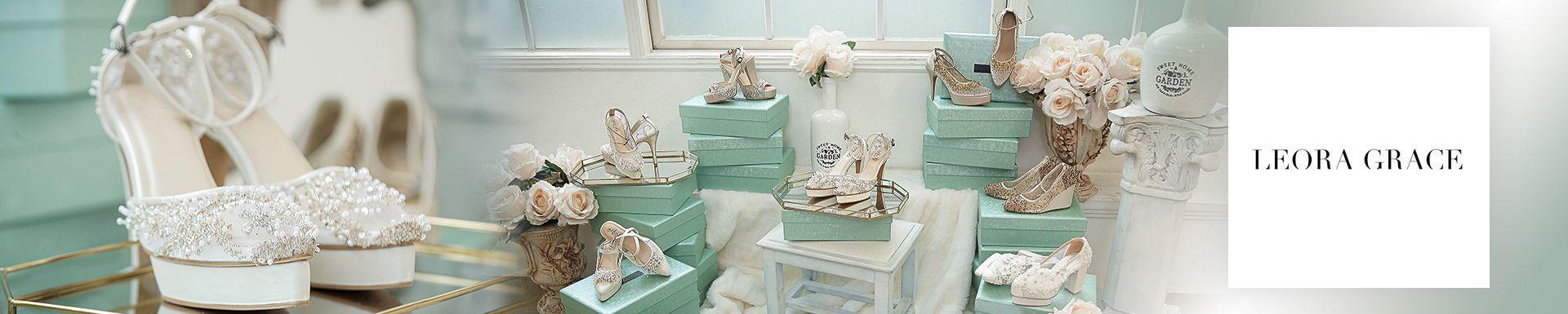 Leora Grace Custom Shoes