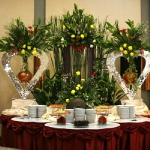 Dynasty Catering & wedding Package