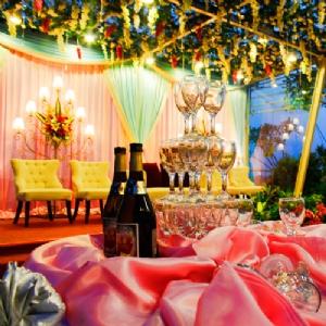 Grha Finelink Wedding Function Hall