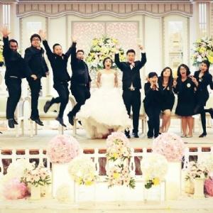 Lollipop Wedding Organizer
