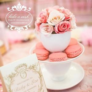 bake a wish party designer - koleksi foto dekorasi