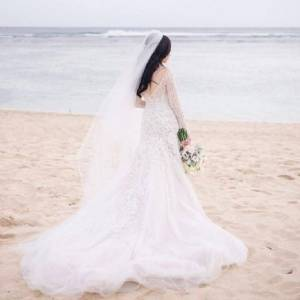 Saptodjojokartiko Bride