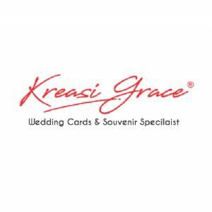 Kreasi Grace Wedding card