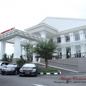 Maria Convention Hall
