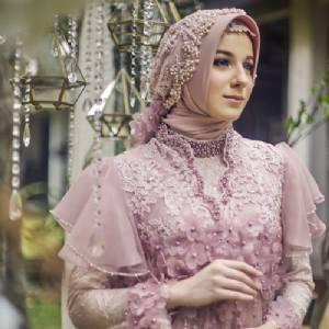 Aira Wedding Hijab