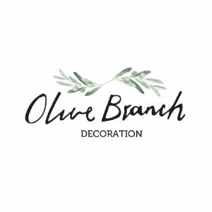 Olive Branch Decoration